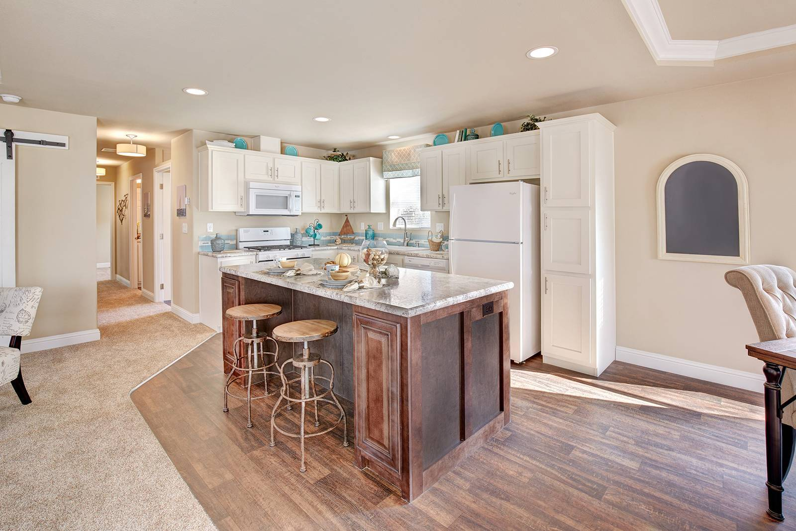 Kitchen featured in The Eagle By Desert Green Properties in Las Vegas, NV