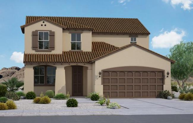 Desert View Homes:Enchanted Hills