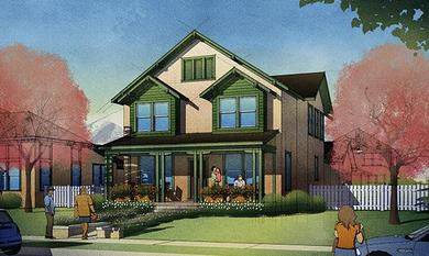 New construction floor plans in ogden ut newhomesource for House plans ogden utah