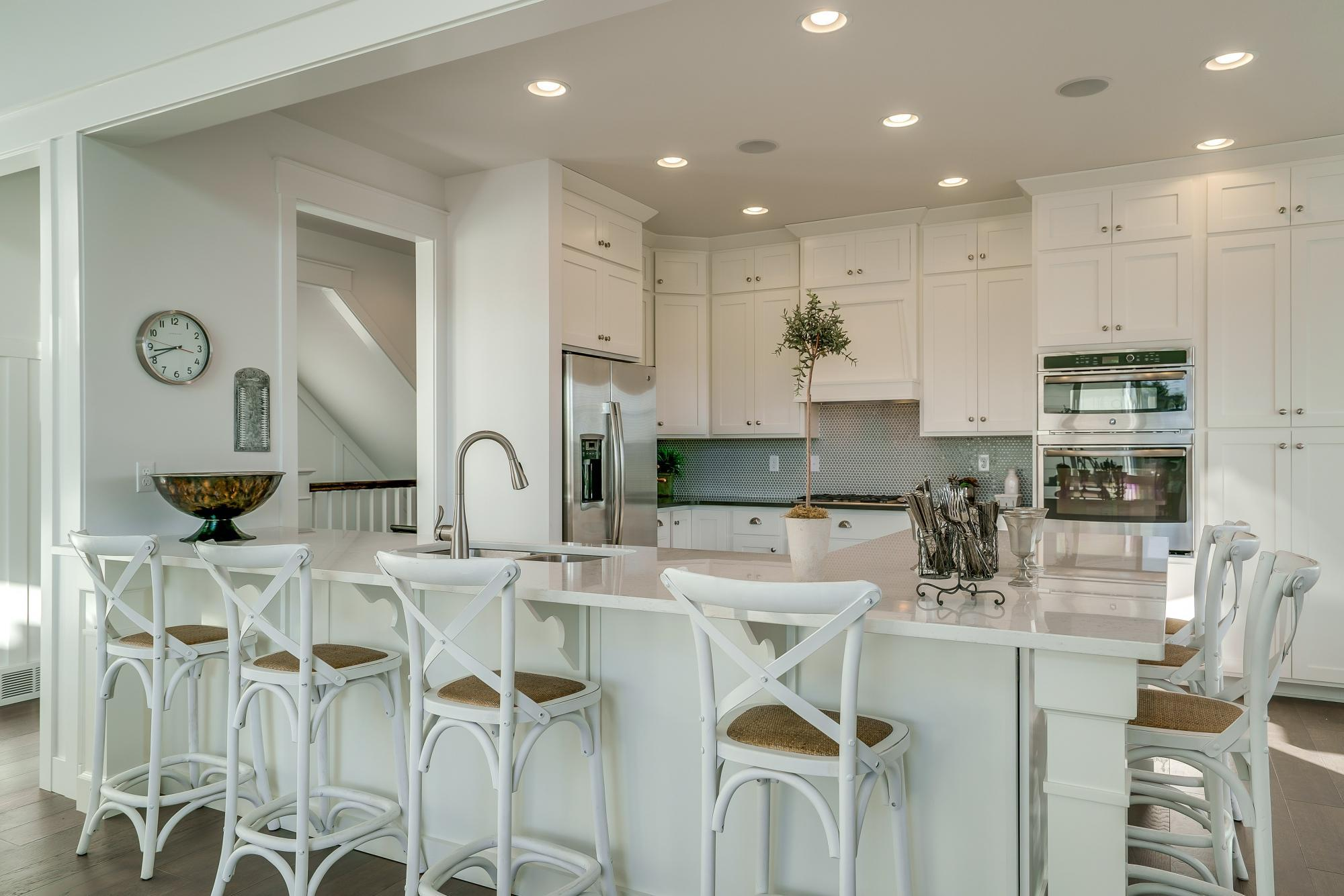 Kitchen-in-Linden-at-Hill Farms-in-Kaysville