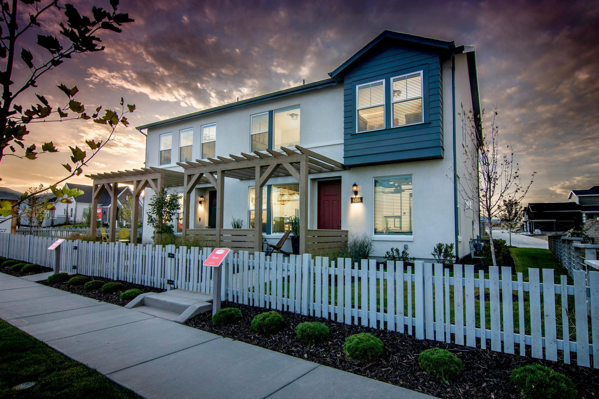 'Daybreak - Highland Park' by Destination Homes in Salt Lake City-Ogden