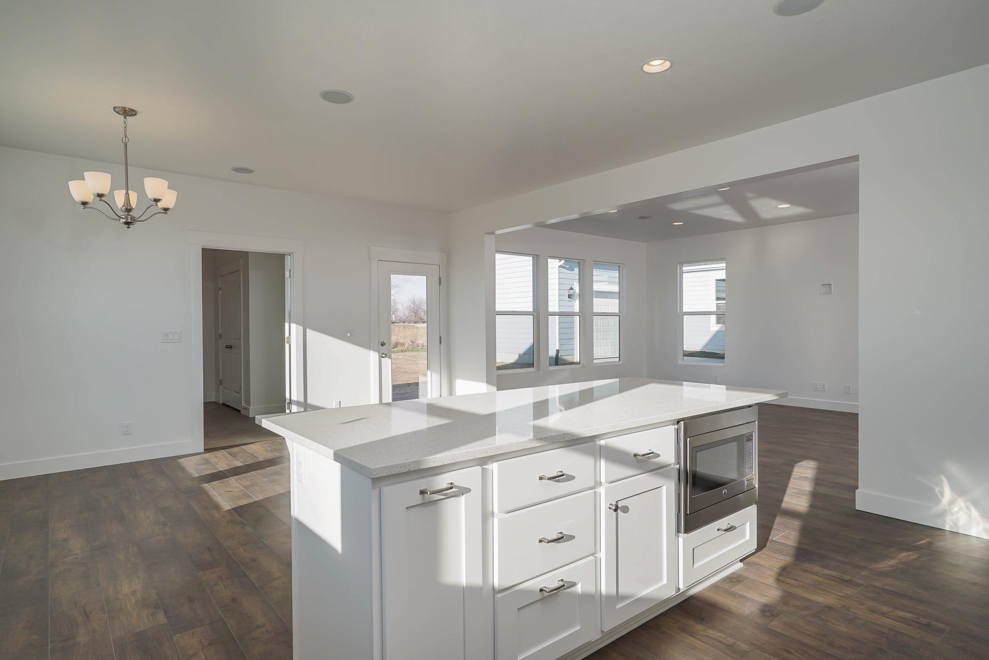 Kitchen-in-Alexandria-at-Hill Farms-in-Kaysville