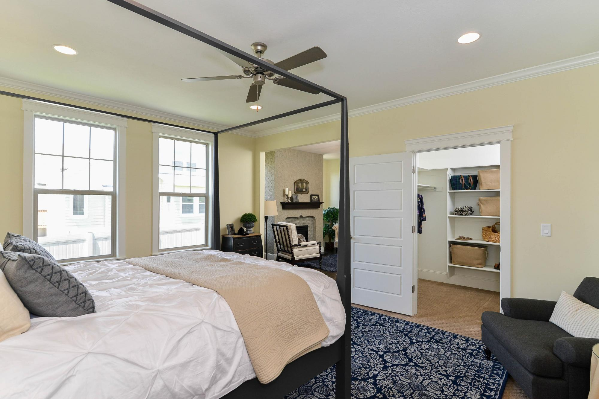 Bedroom-in-Lakeville-at-Hill Farms-in-Kaysville