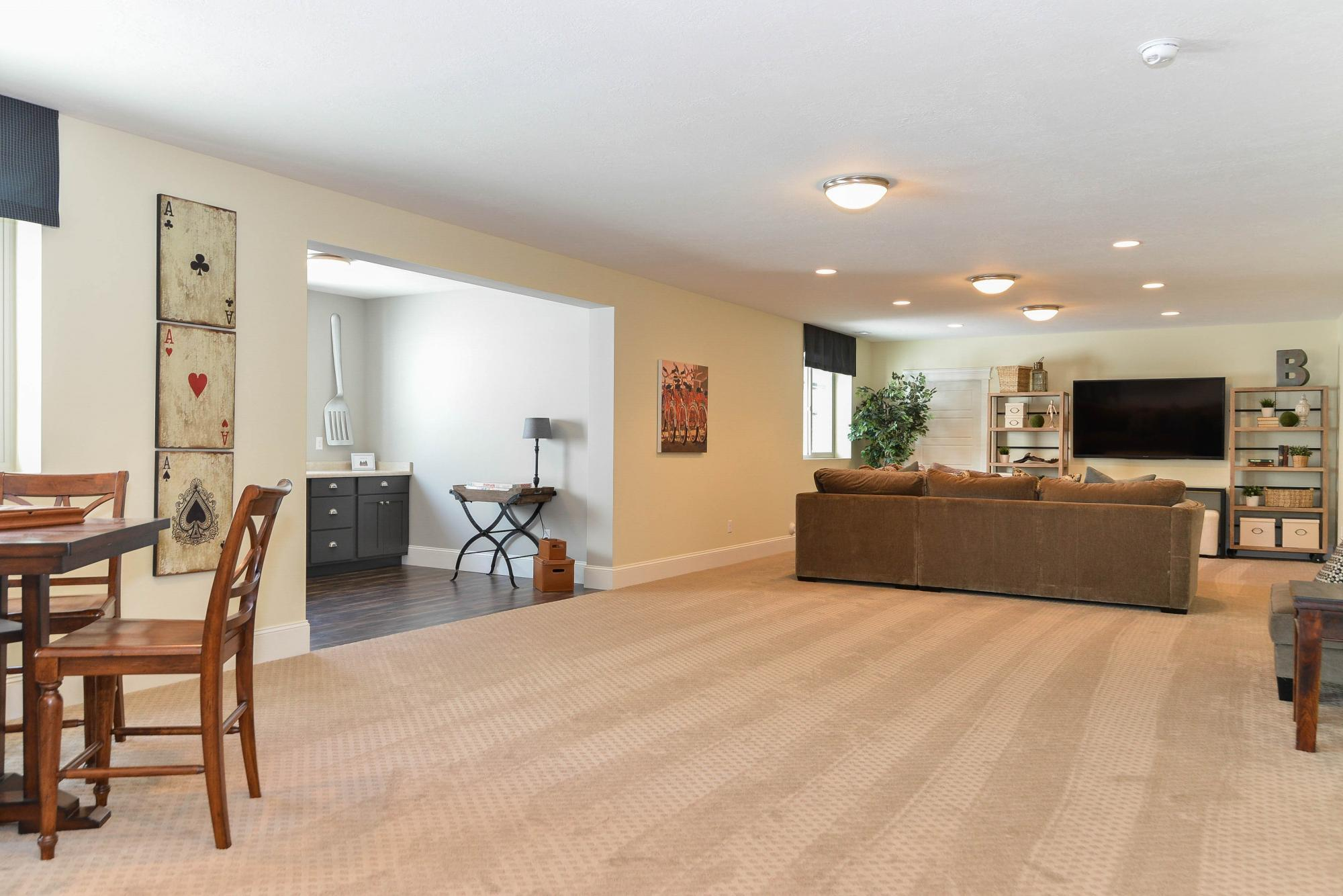 Recreation-Room-in-Lakeville-at-Hill Farms-in-Kaysville