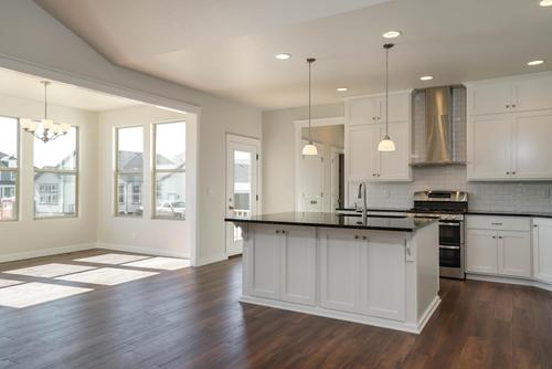 Kitchen-in-Lakeville-at-Hill Farms-in-Kaysville