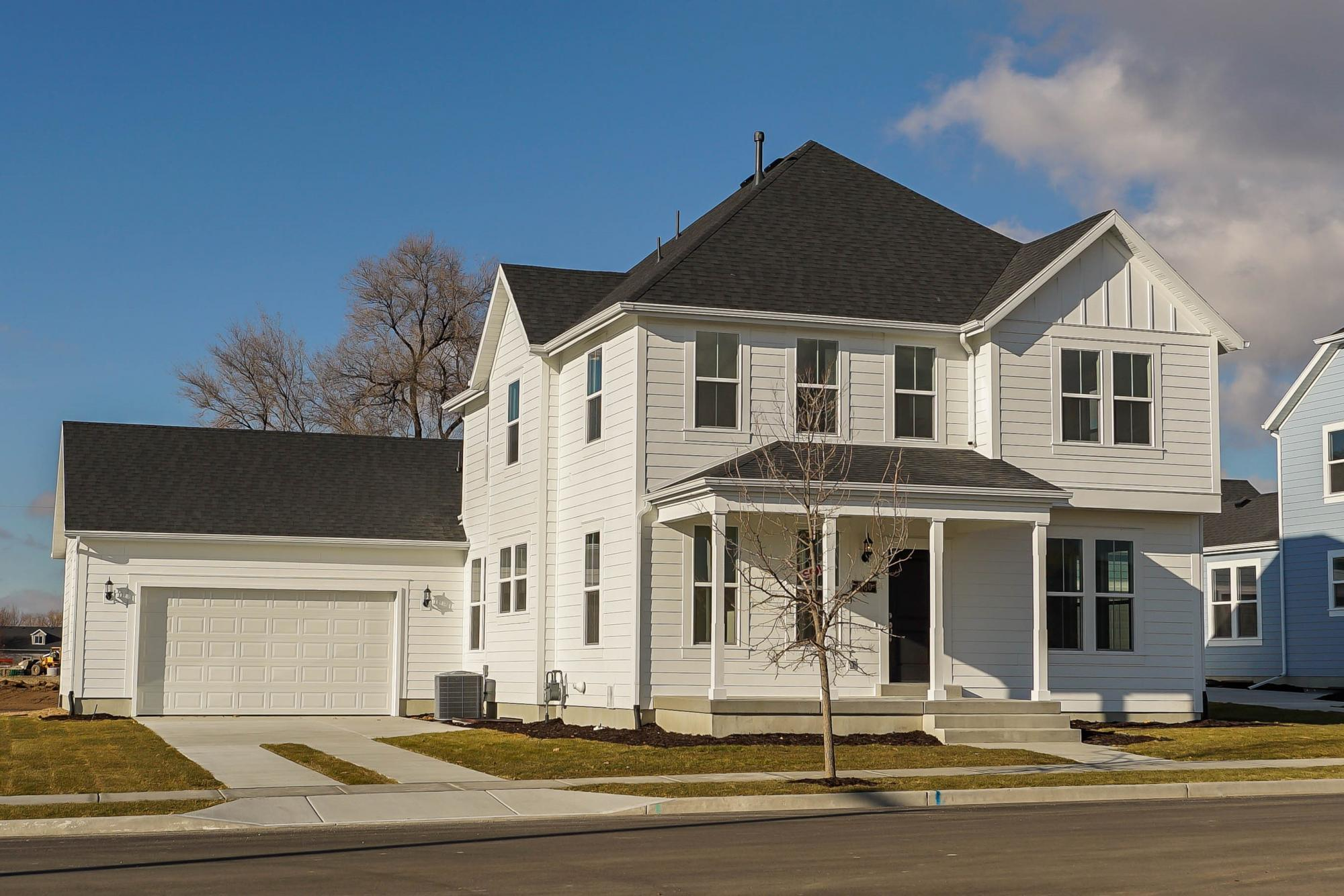 Exterior featured in the Alexandria By Destination Homes in Salt Lake City-Ogden, UT