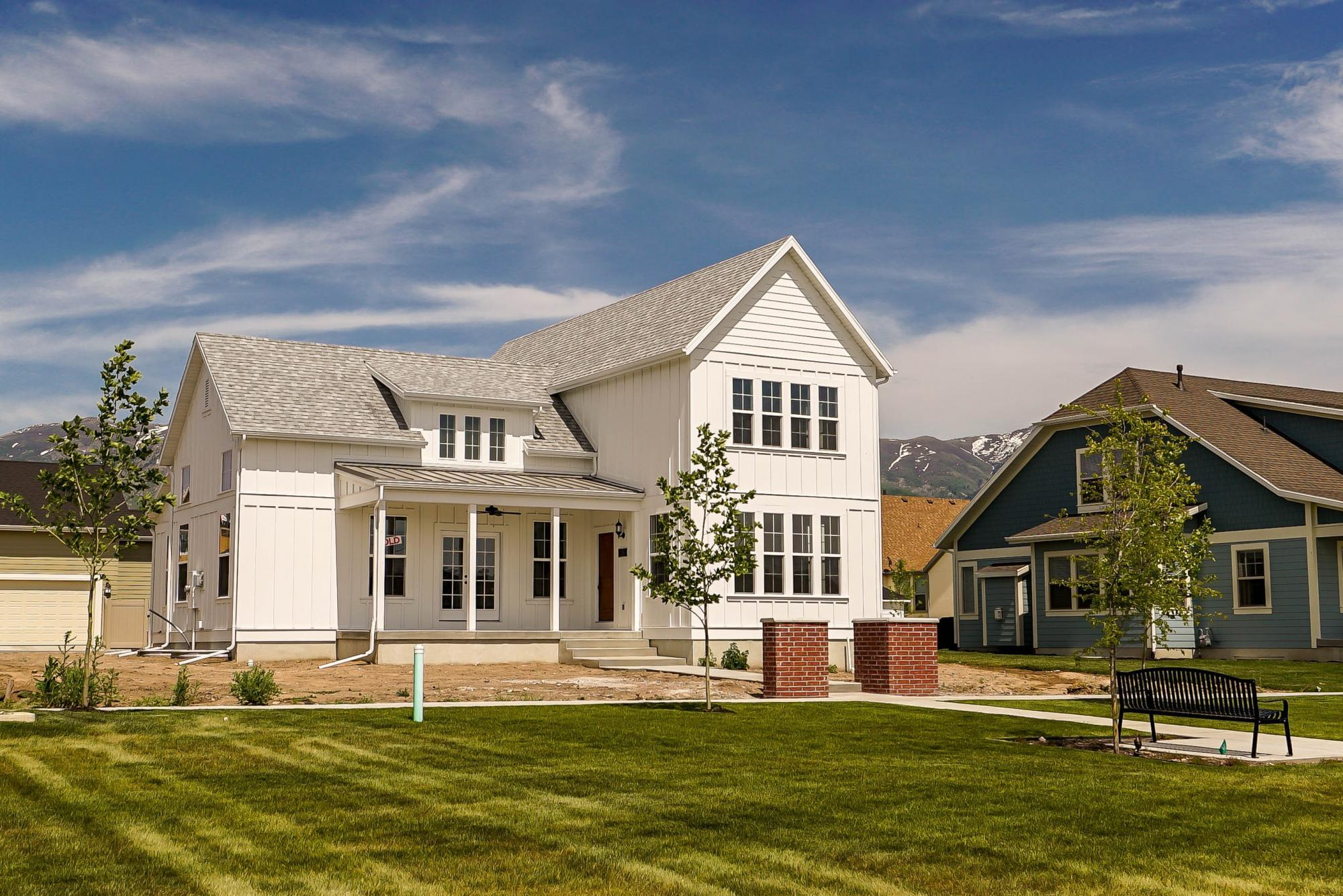 Exterior featured in the Clearwater By Destination Homes in Salt Lake City-Ogden, UT