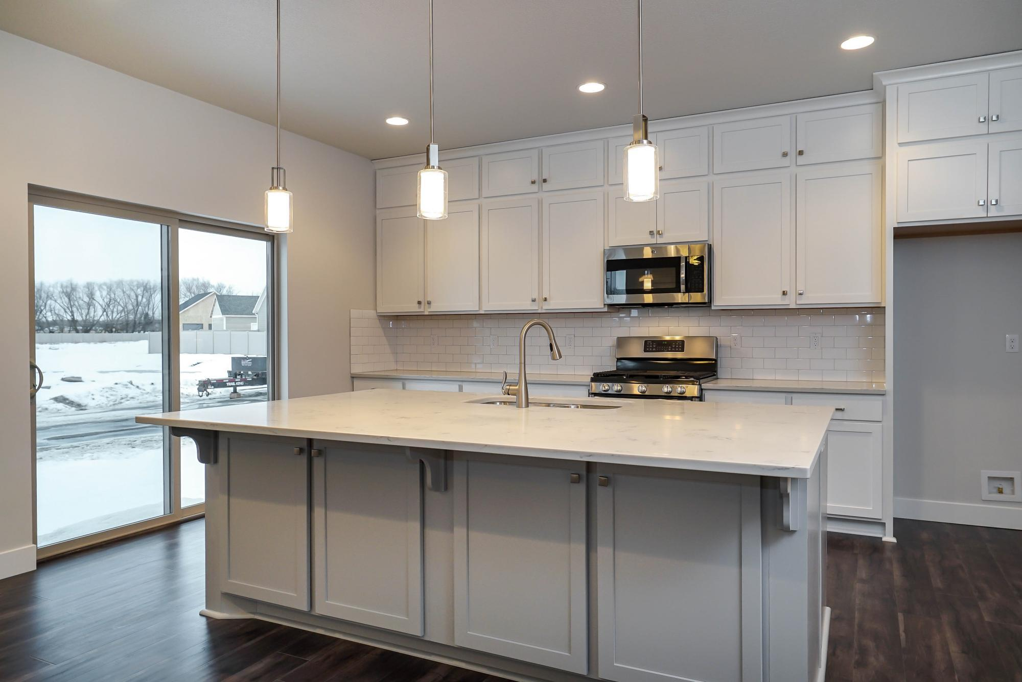 Kitchen featured in the Covington By Destination Homes in Salt Lake City-Ogden, UT