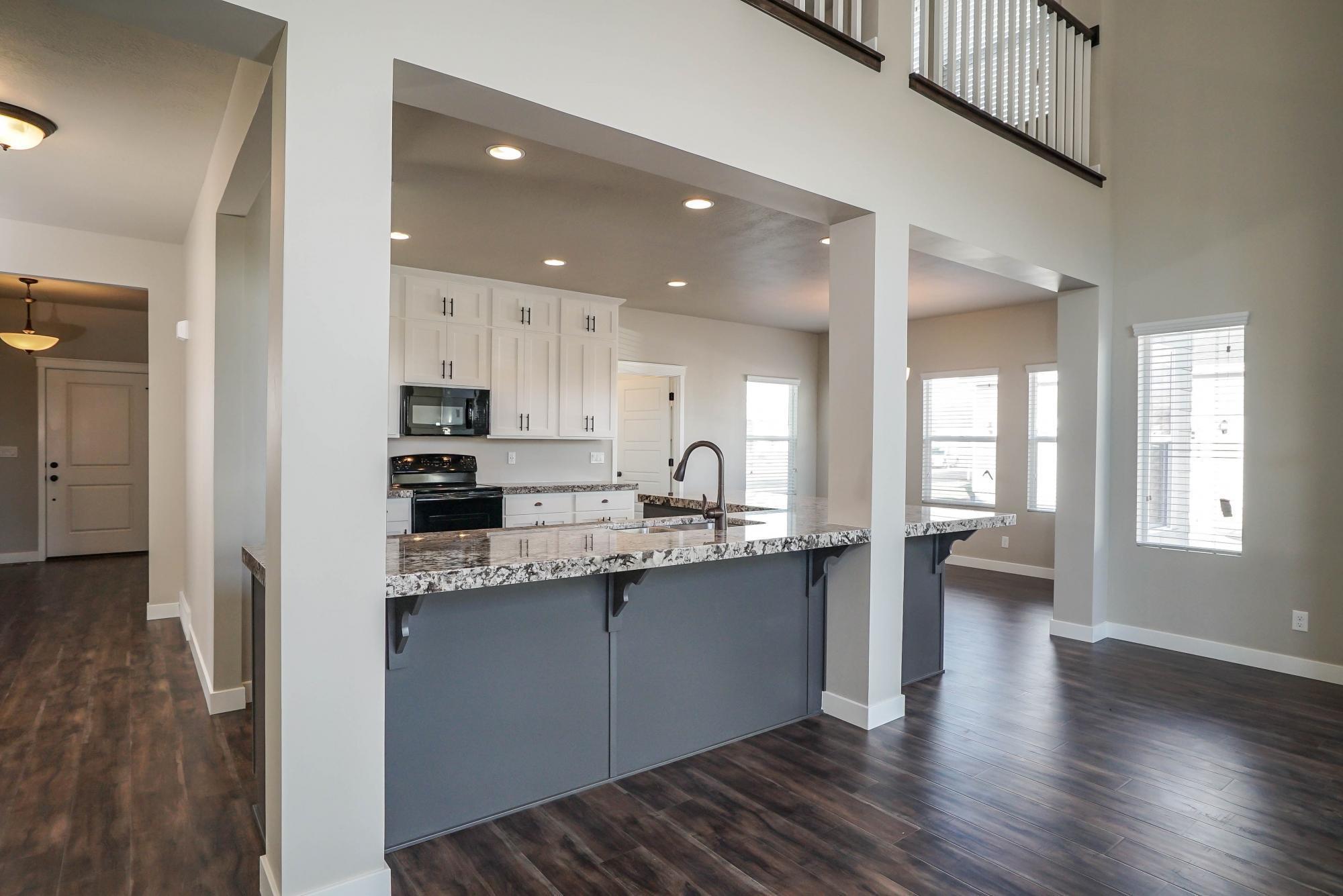 Kitchen featured in the Hillsboro By Destination Homes in Salt Lake City-Ogden, UT