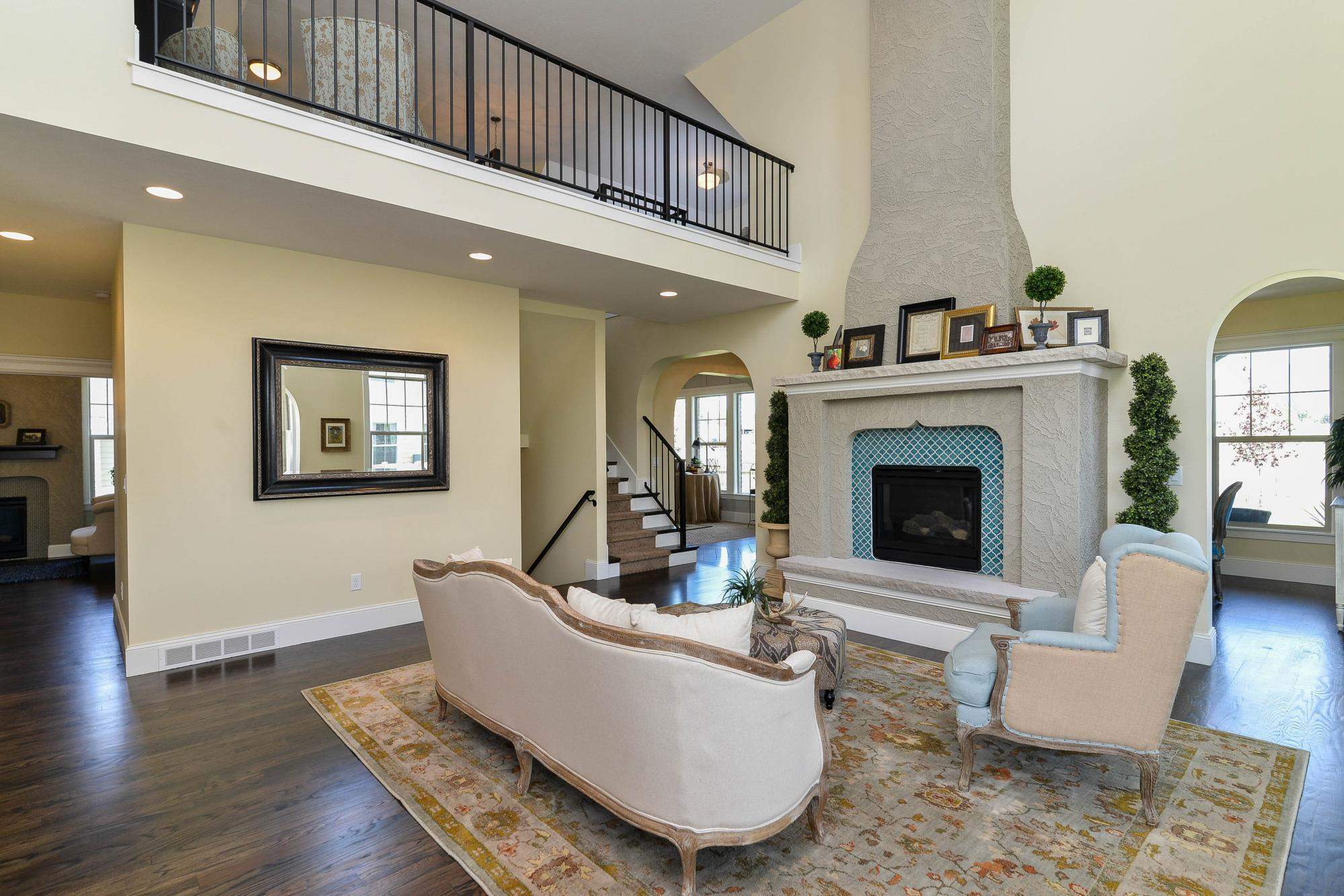 Living Area featured in the Lakeville By Destination Homes in Salt Lake City-Ogden, UT
