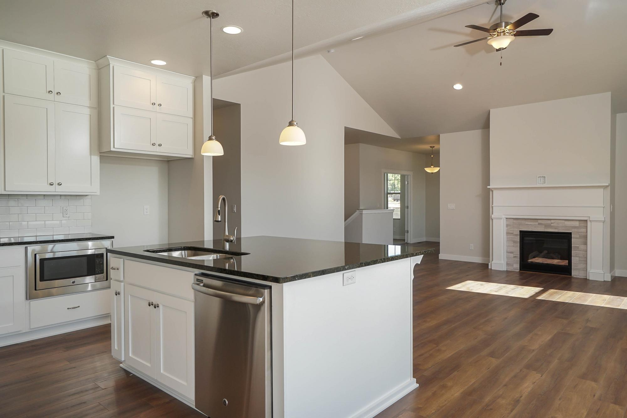 Kitchen featured in the Lakeville By Destination Homes in Salt Lake City-Ogden, UT