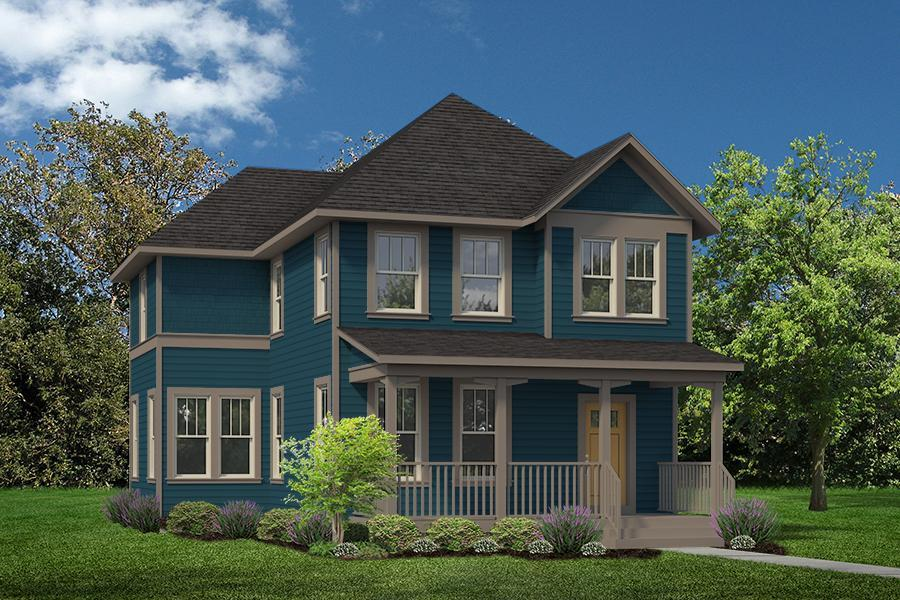 Exterior featured in the Covington By Destination Homes in Salt Lake City-Ogden, UT