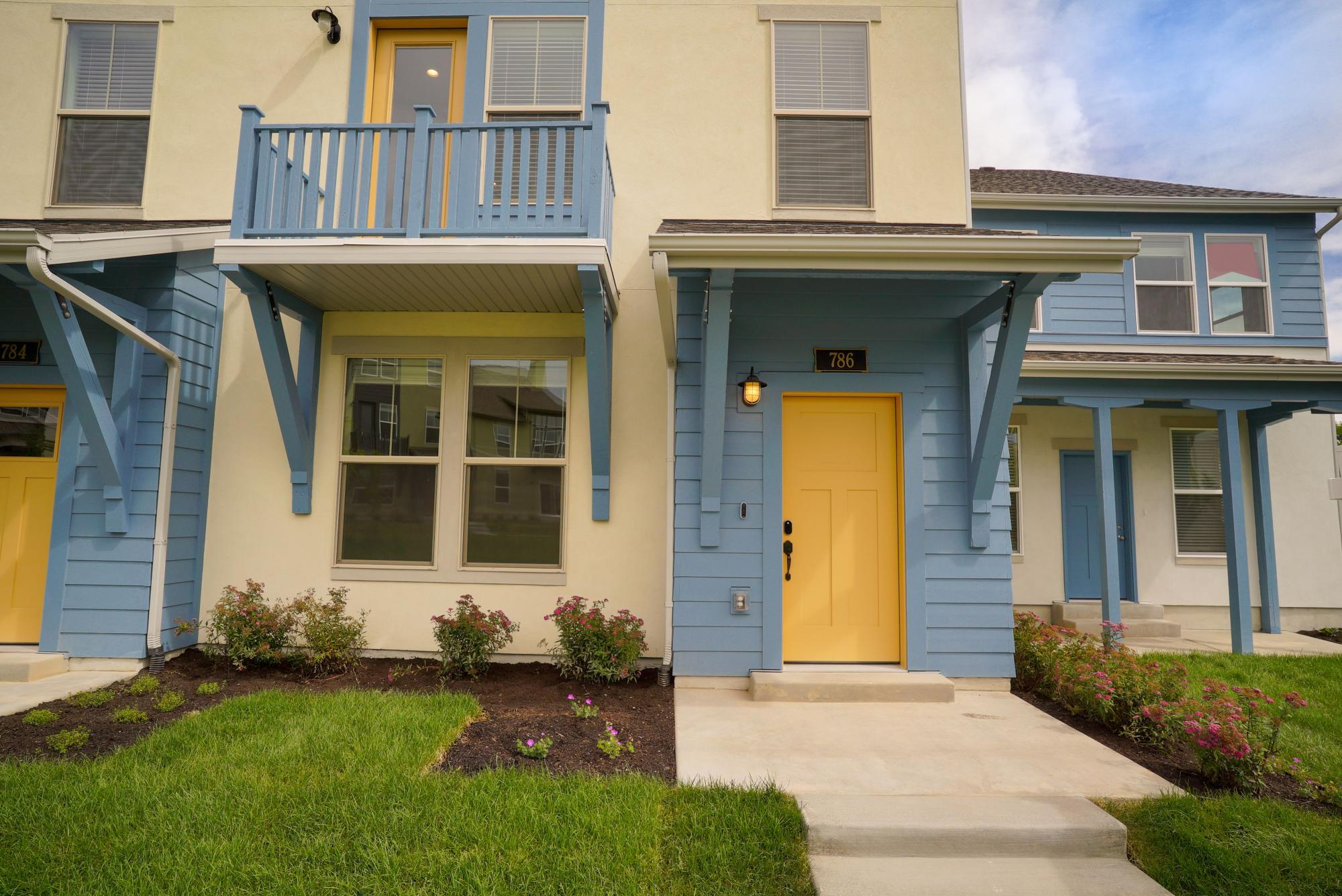 Exterior featured in the 5803 W Lake Ave #152 By Destination Homes in Salt Lake City-Ogden, UT