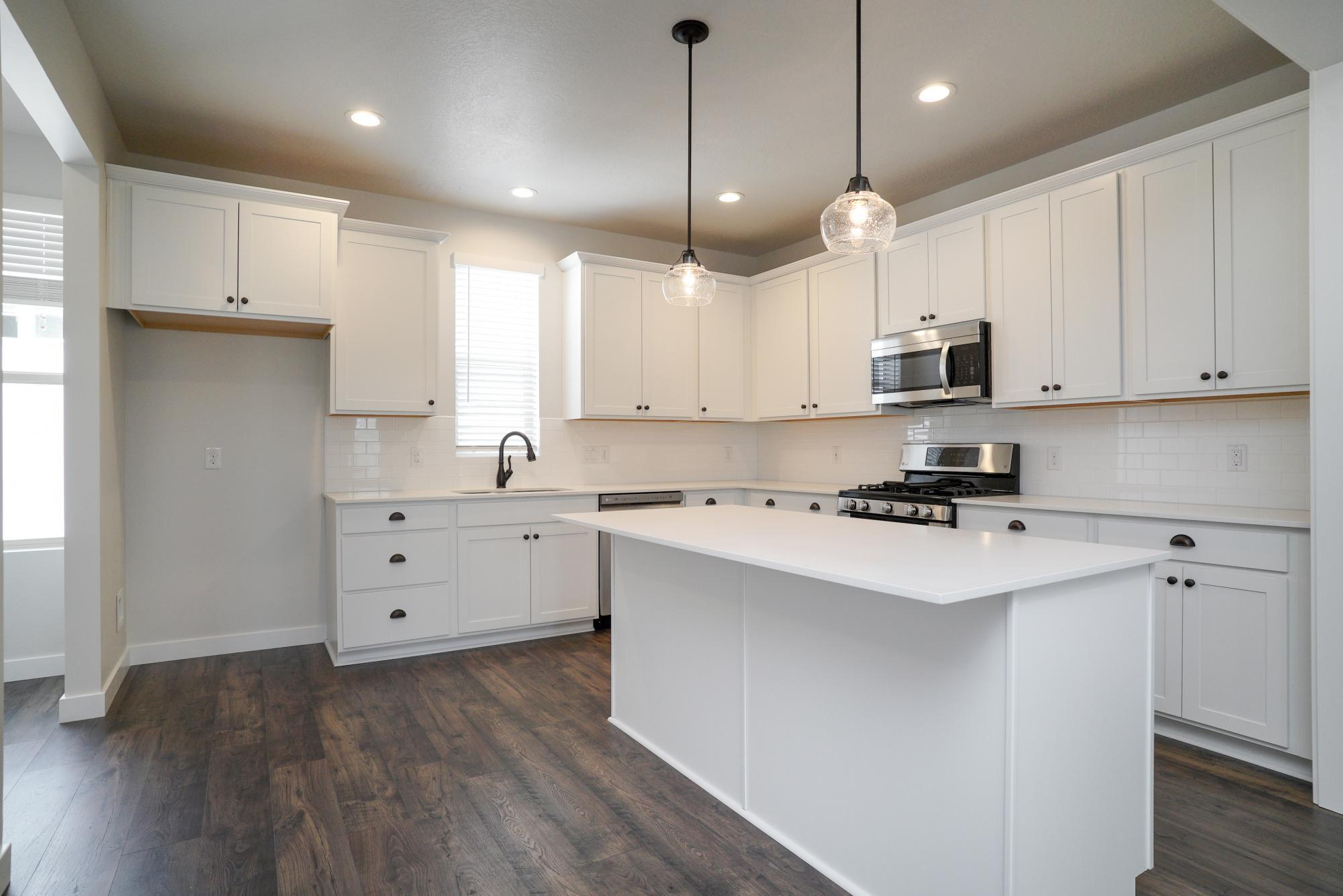 Kitchen featured in the 5803 W Lake Ave #152 By Destination Homes in Salt Lake City-Ogden, UT