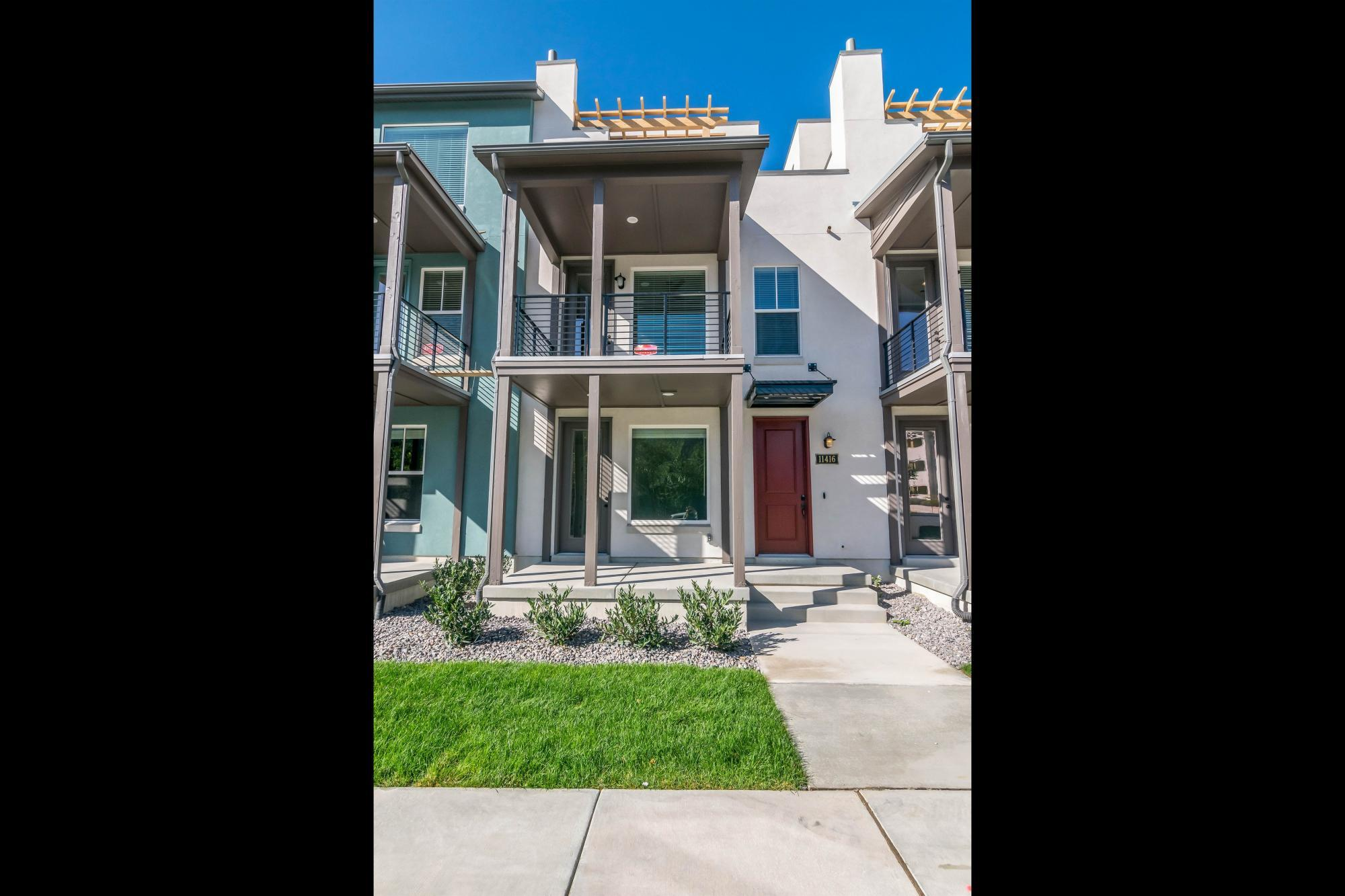 Exterior featured in the 11003 S Lake Run Rd By Destination Homes in Salt Lake City-Ogden, UT