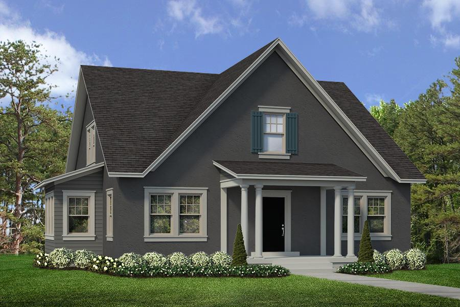 Exterior featured in the Hillsboro By Destination Homes in Salt Lake City-Ogden, UT