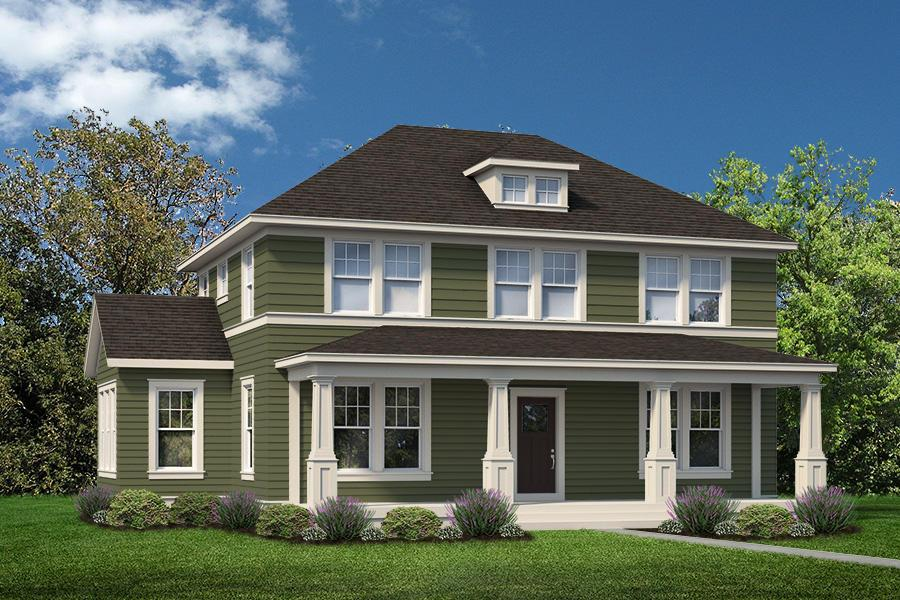 Exterior featured in the Linden By Destination Homes in Salt Lake City-Ogden, UT