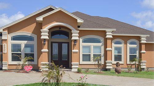Devonshire Custom Homes By In Corpus Christi Texas