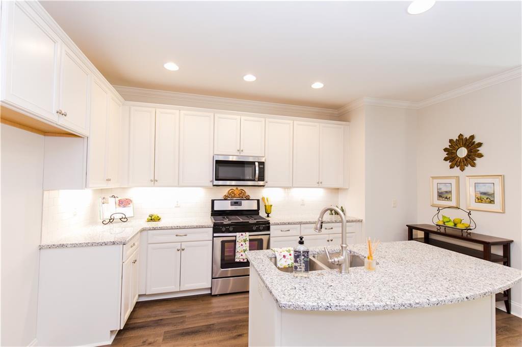 Kitchen featured in The Palmetto 11B Plan By Dilworth Development  in Auburn-Opelika, AL