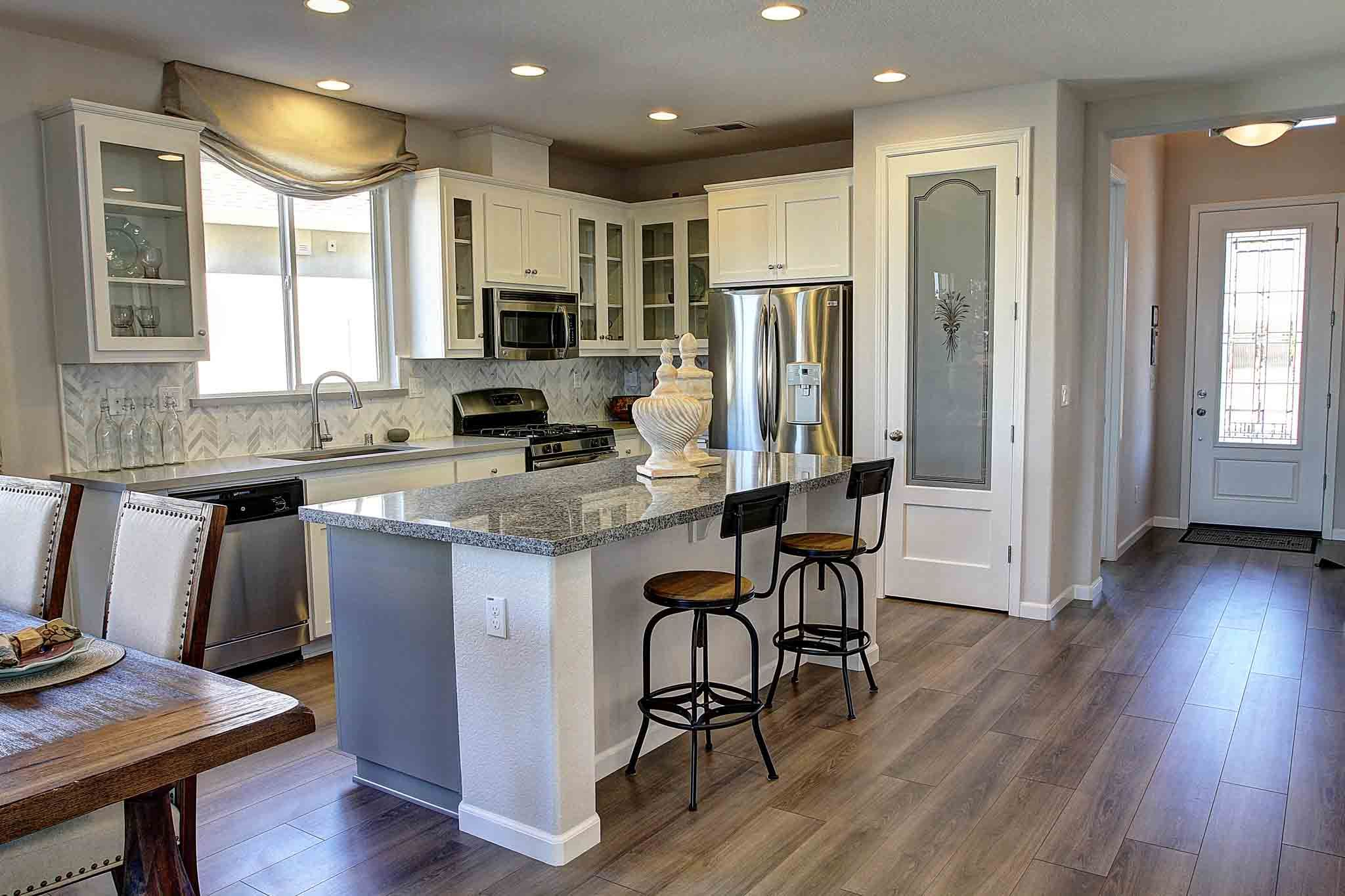 Kitchen featured in the Hudson By Discovery Homes in Chico, CA