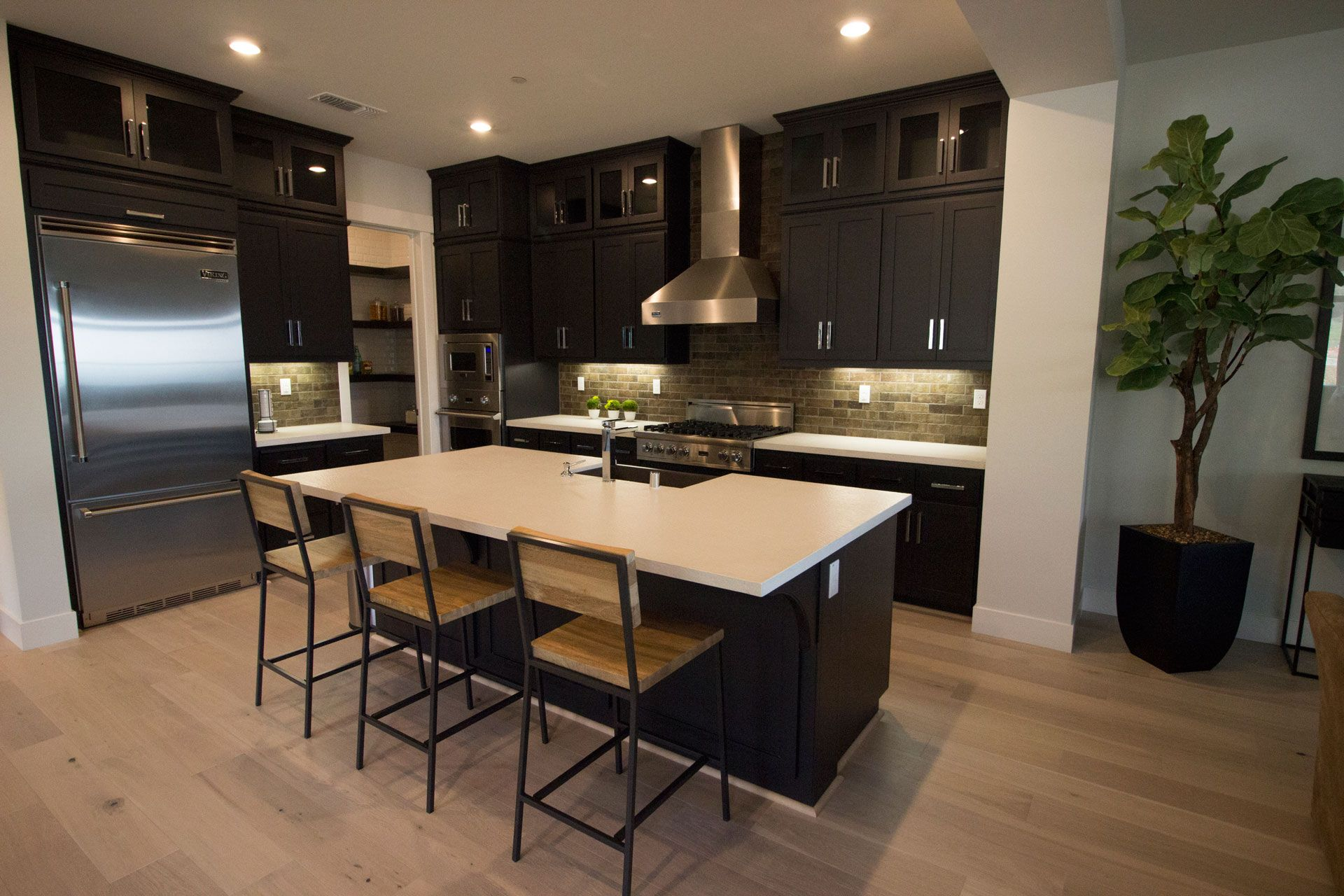 Kitchen featured in the Penthouse By Discovery Homes in Oakland-Alameda, CA