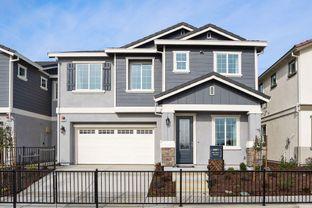 Burnett - Ivy Crossing: Fairfield, California - Discovery Homes