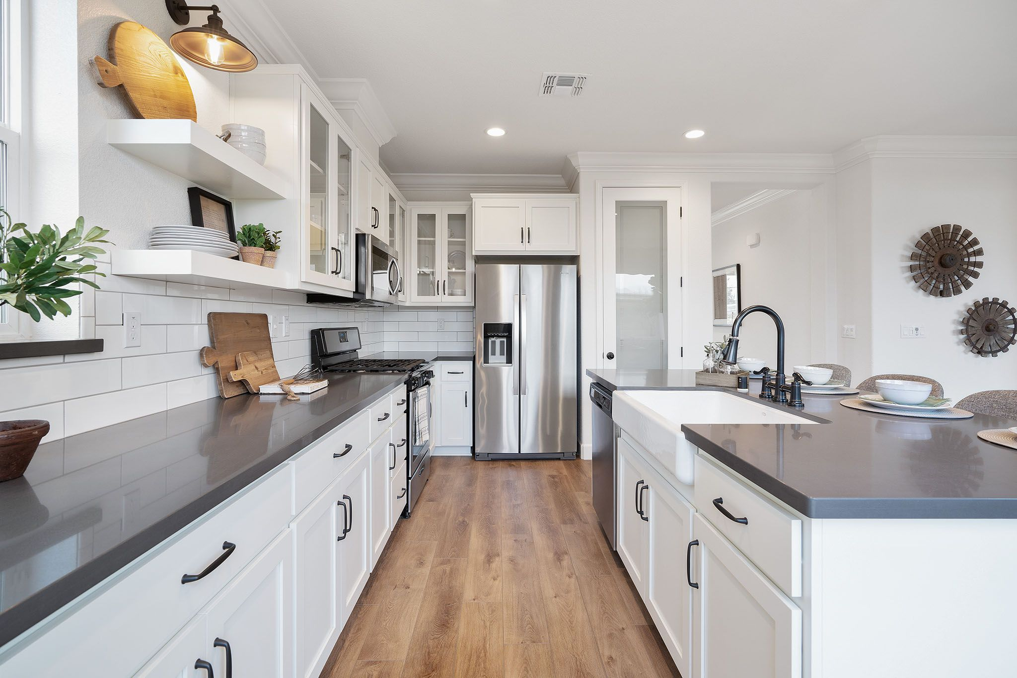 Kitchen featured in the Burnett By Discovery Homes in Vallejo-Napa, CA