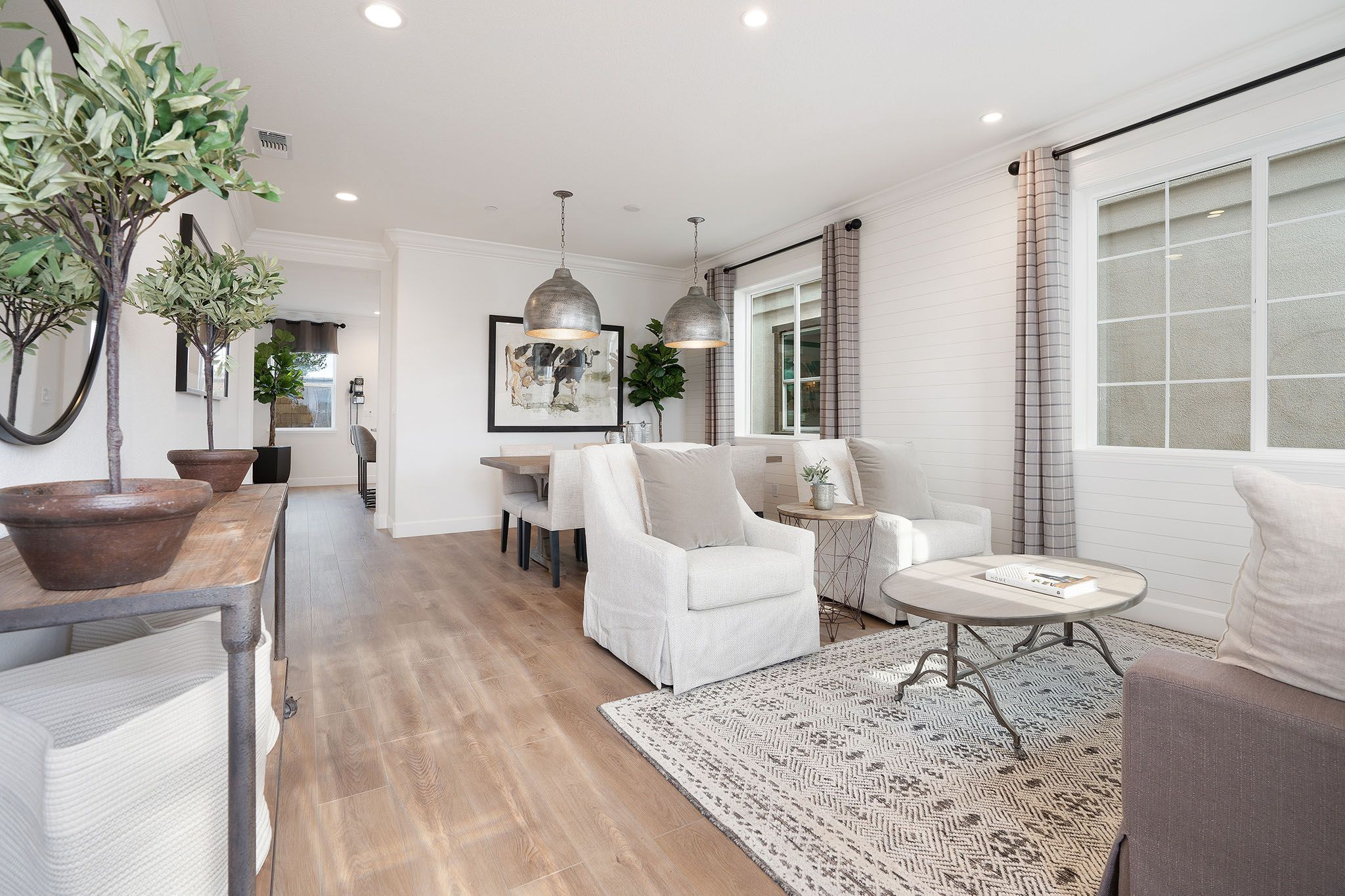 Living Area featured in the Burnett By Discovery Homes in Vallejo-Napa, CA