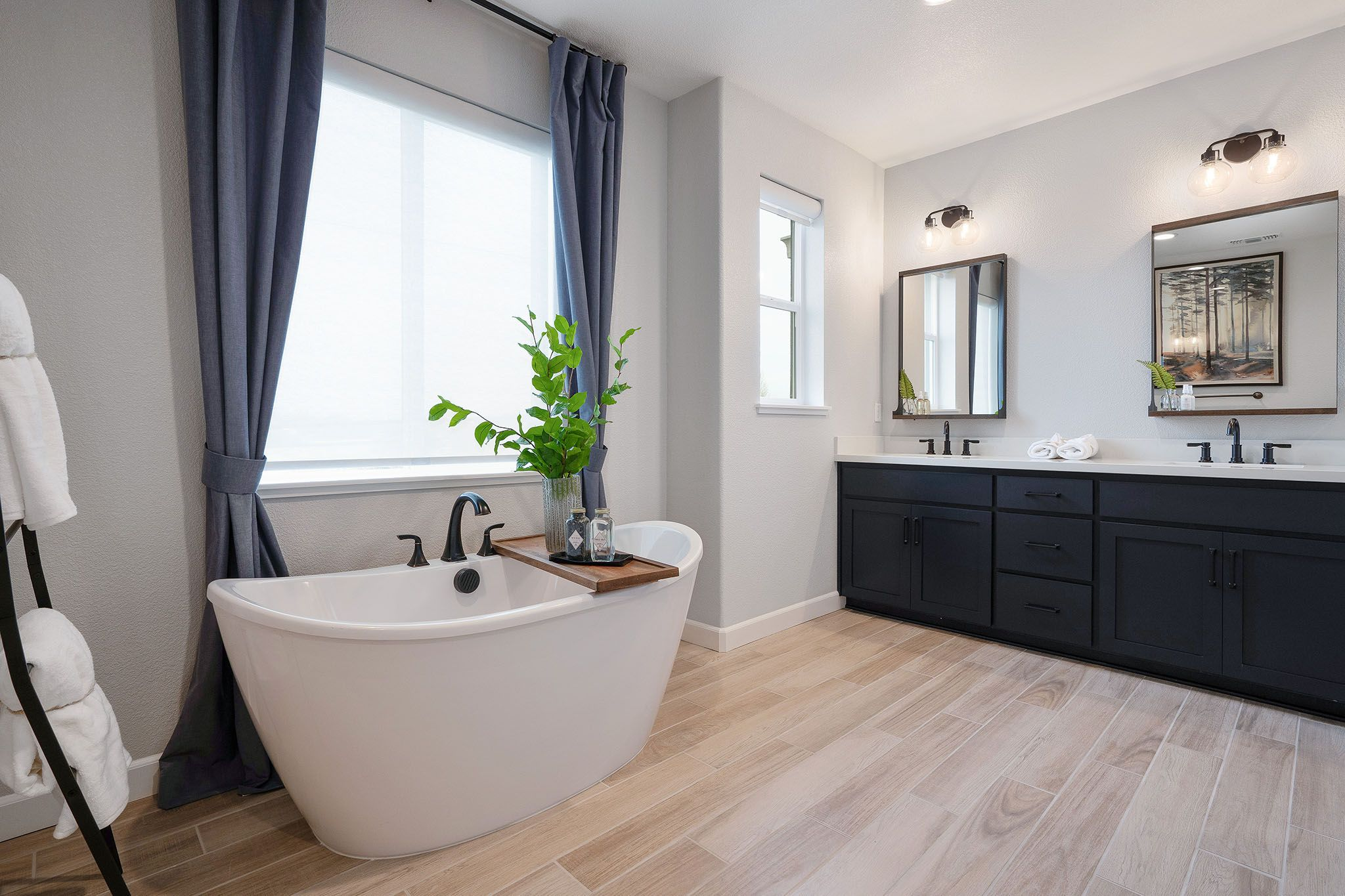 Bathroom featured in the Cristata By Discovery Homes in Vallejo-Napa, CA