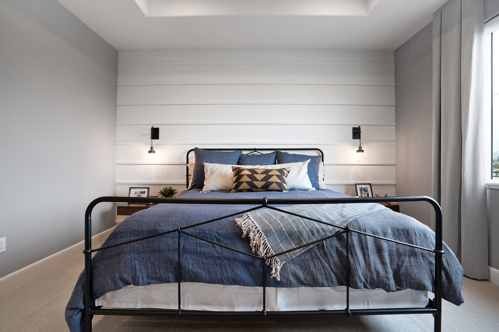 Bedroom featured in the Cristata By Discovery Homes in Vallejo-Napa, CA