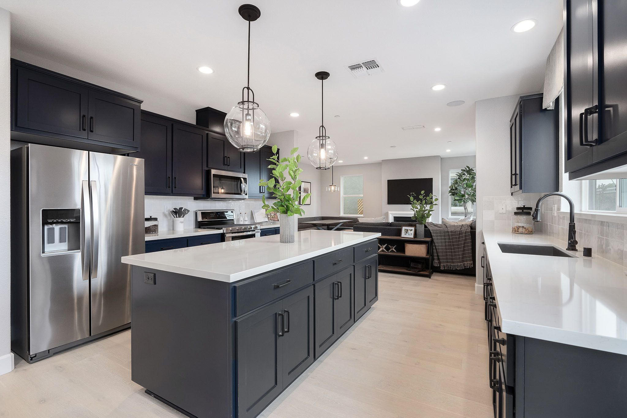 Kitchen featured in the Cristata By Discovery Homes in Vallejo-Napa, CA