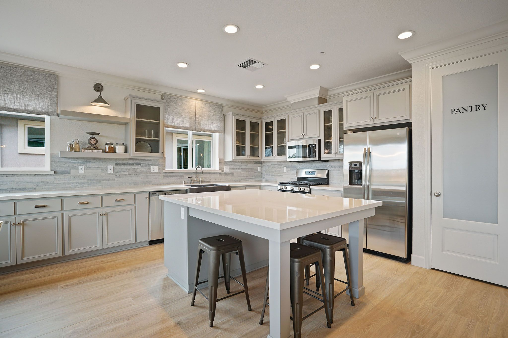 Kitchen featured in the Parker By Discovery Homes in Chico, CA