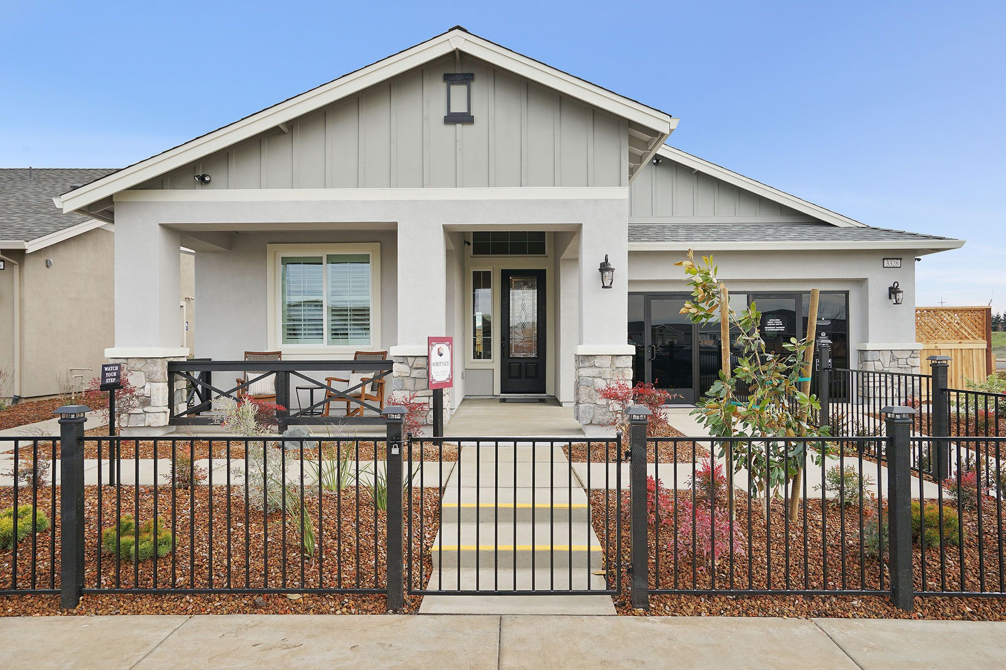Exterior featured in the Whitney By Discovery Homes in Chico, CA