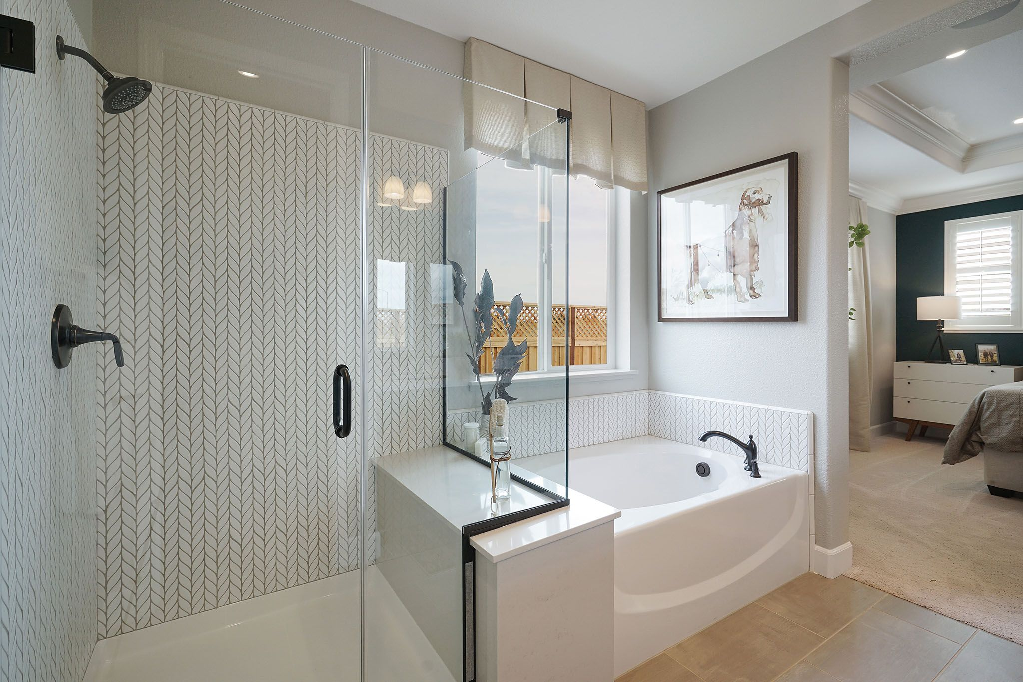 Bathroom featured in the Whitney By Discovery Homes in Chico, CA