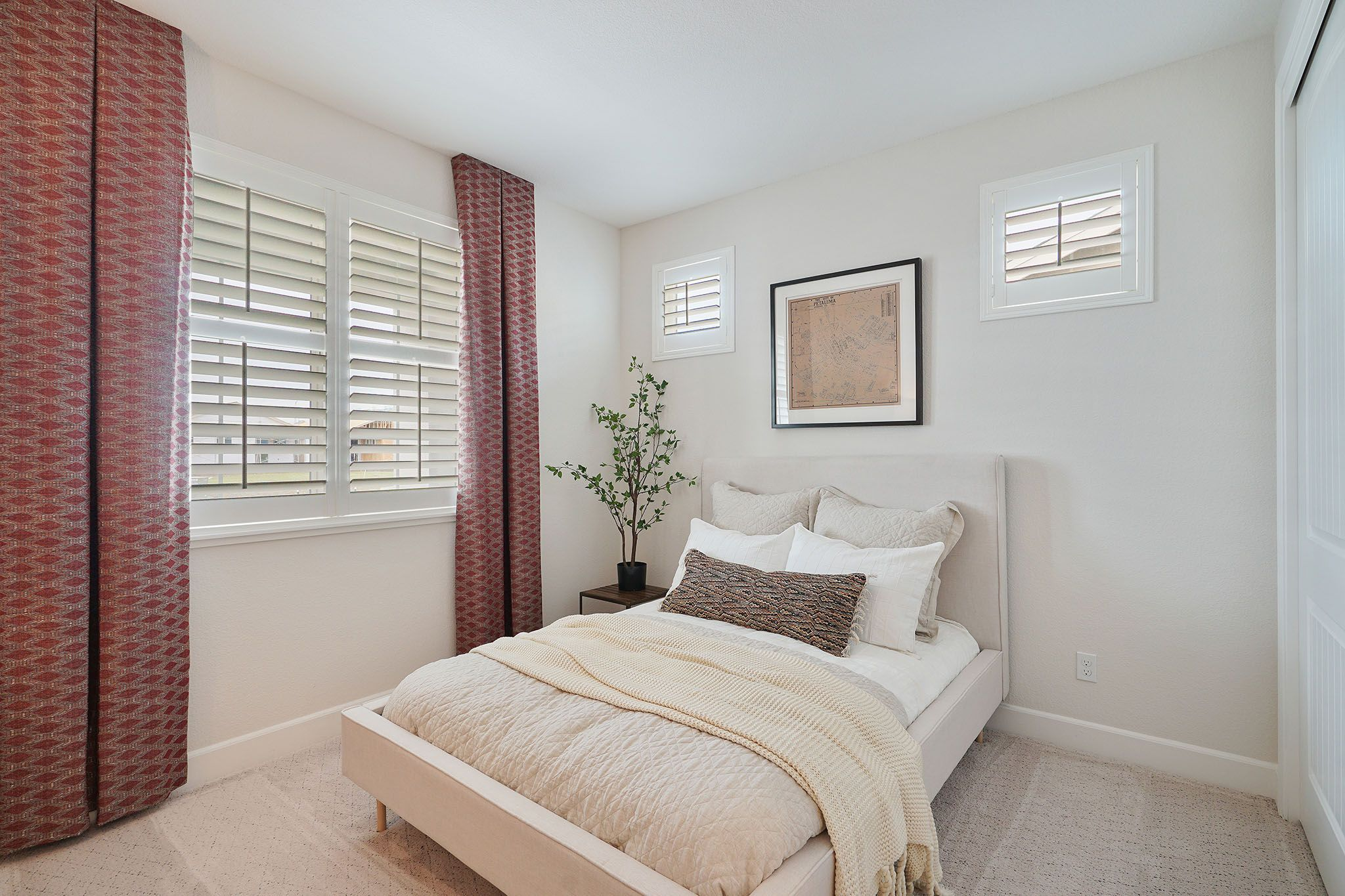 Bedroom featured in the Whitney By Discovery Homes in Chico, CA