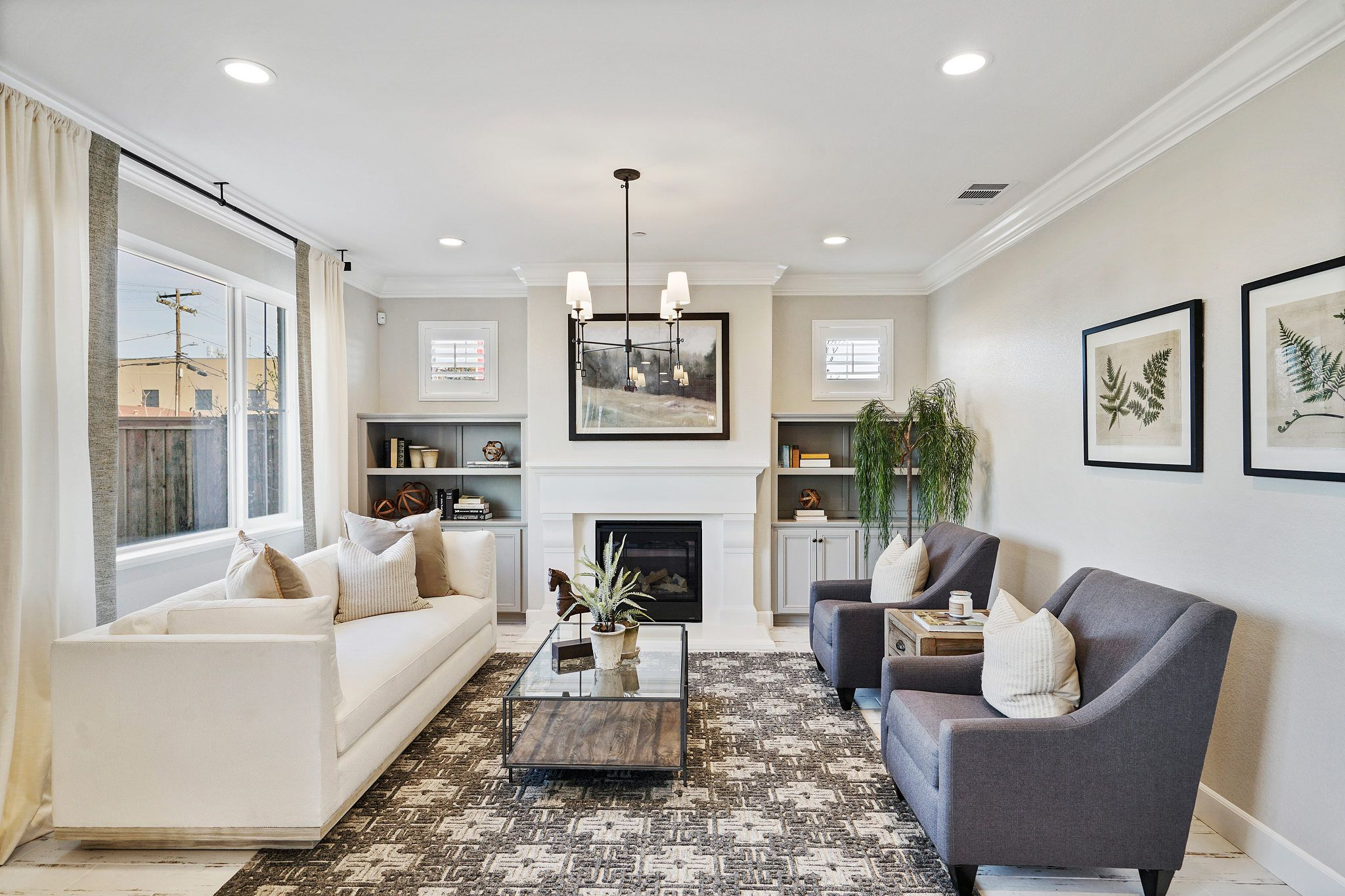 Living Area featured in the Avalon By Discovery Homes in Oakland-Alameda, CA