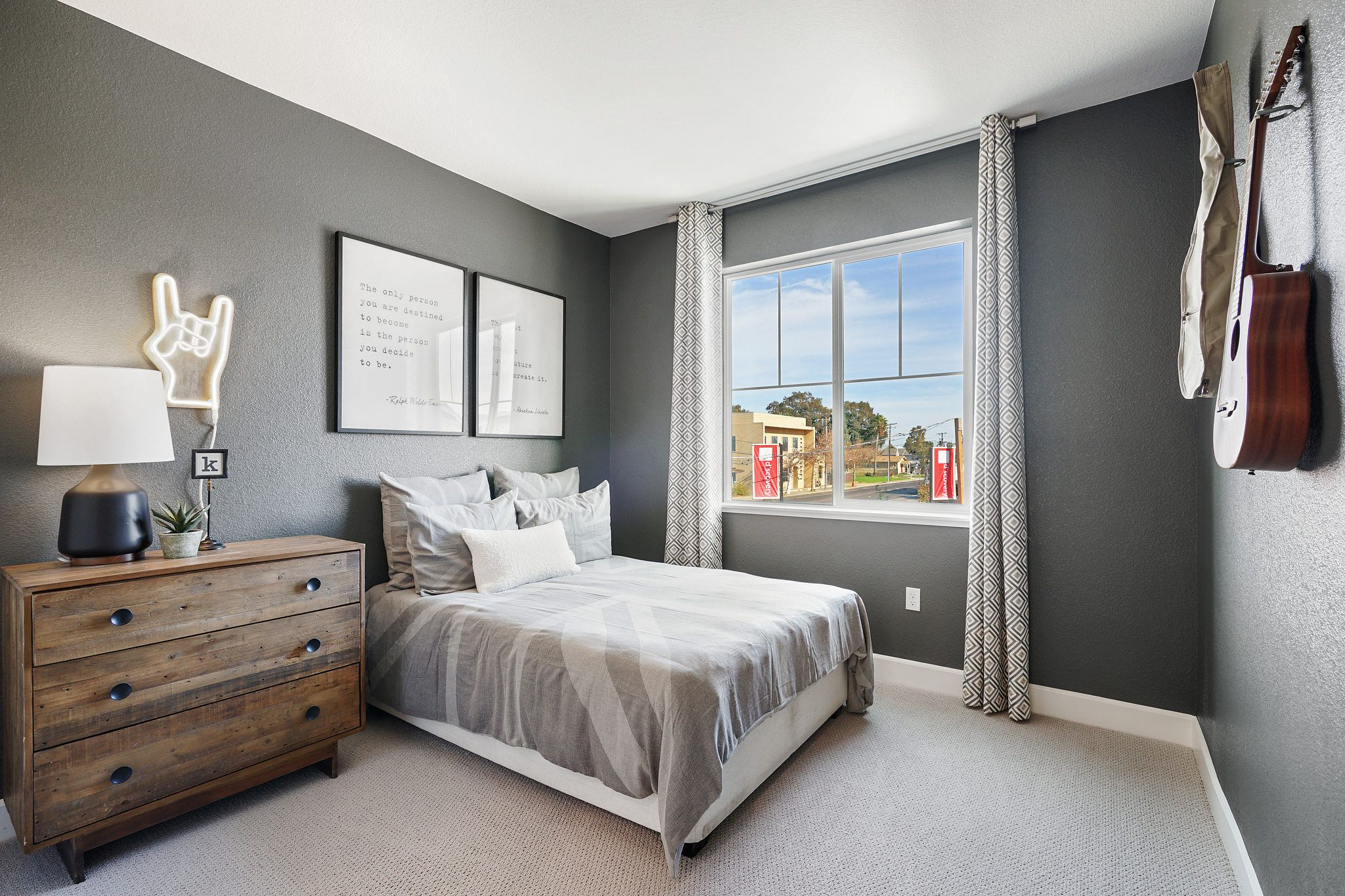 Bedroom featured in the Avalon By Discovery Homes in Oakland-Alameda, CA