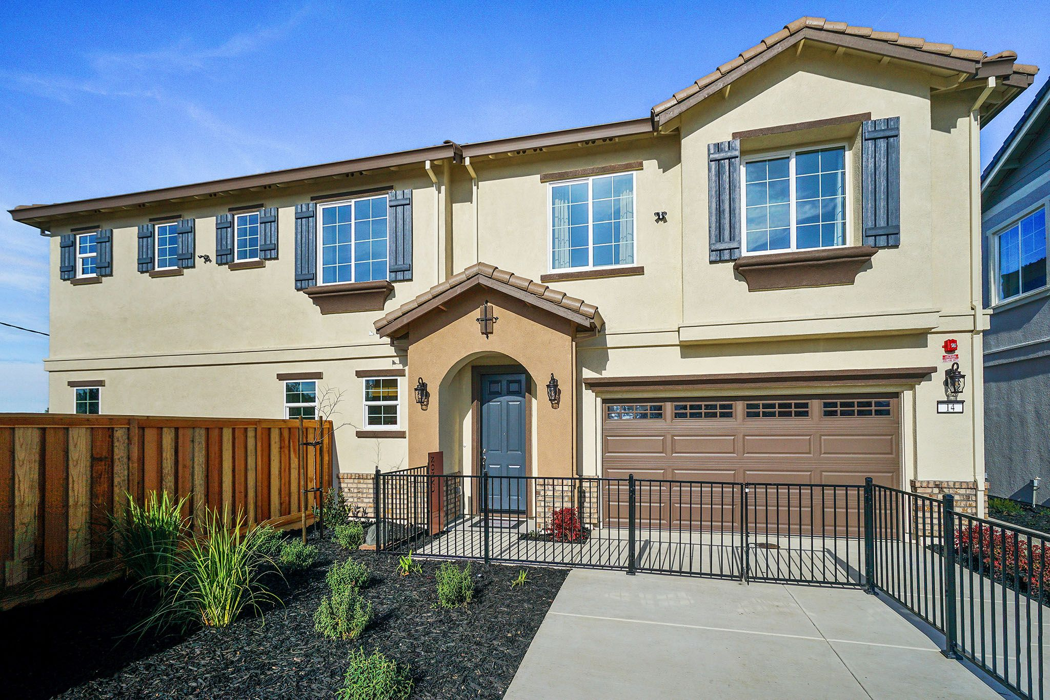 Exterior featured in the Canon By Discovery Homes in Oakland-Alameda, CA
