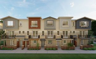 Willow Terrace by Discovery Homes in Oakland-Alameda California