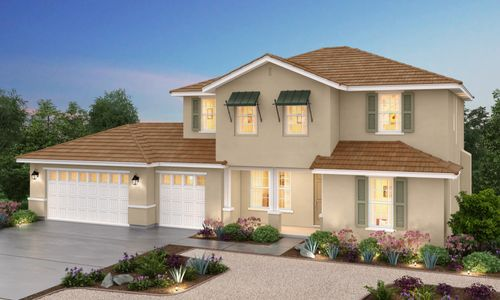 Residence Two-Design-at-Signature Series at North Ranch Redlands-in-Redlands
