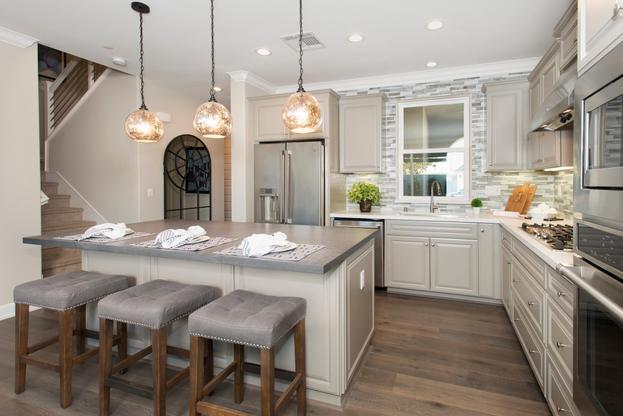 Plan 2- Attached:Kitchen