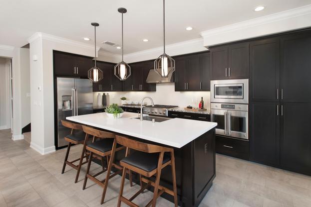 Plan 3- Attached:Kitchen