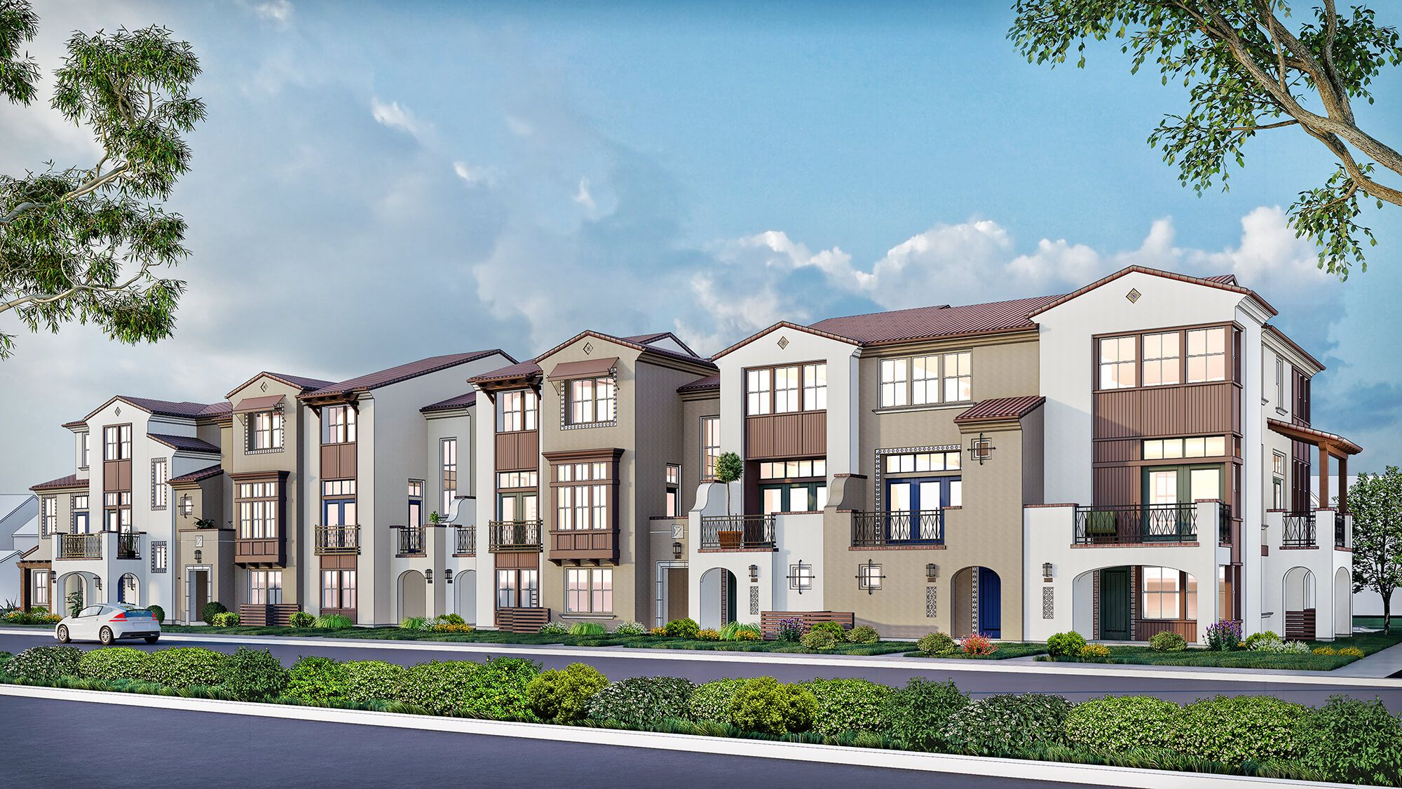 'Cantera' by Dividend Homes in San Jose