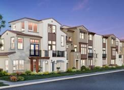Cantera- Homesite 6 - Plan DX - Cantera: Mountain View, California - Dividend Homes