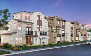 Cantera by Dividend Homes in San Jose California