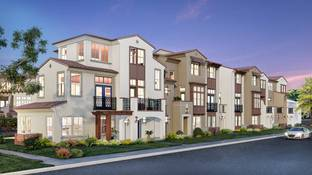 Cantera- Homesite 13 - Plan F-R - Cantera: Mountain View, California - Dividend Homes