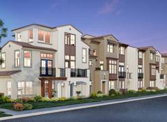 Cantera- Homesite 14 - Plan G-R - Cantera: Mountain View, California - Dividend Homes