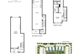 Plan A1 - The Redwoods At Montecito: Mountain View, California - Dividend Homes