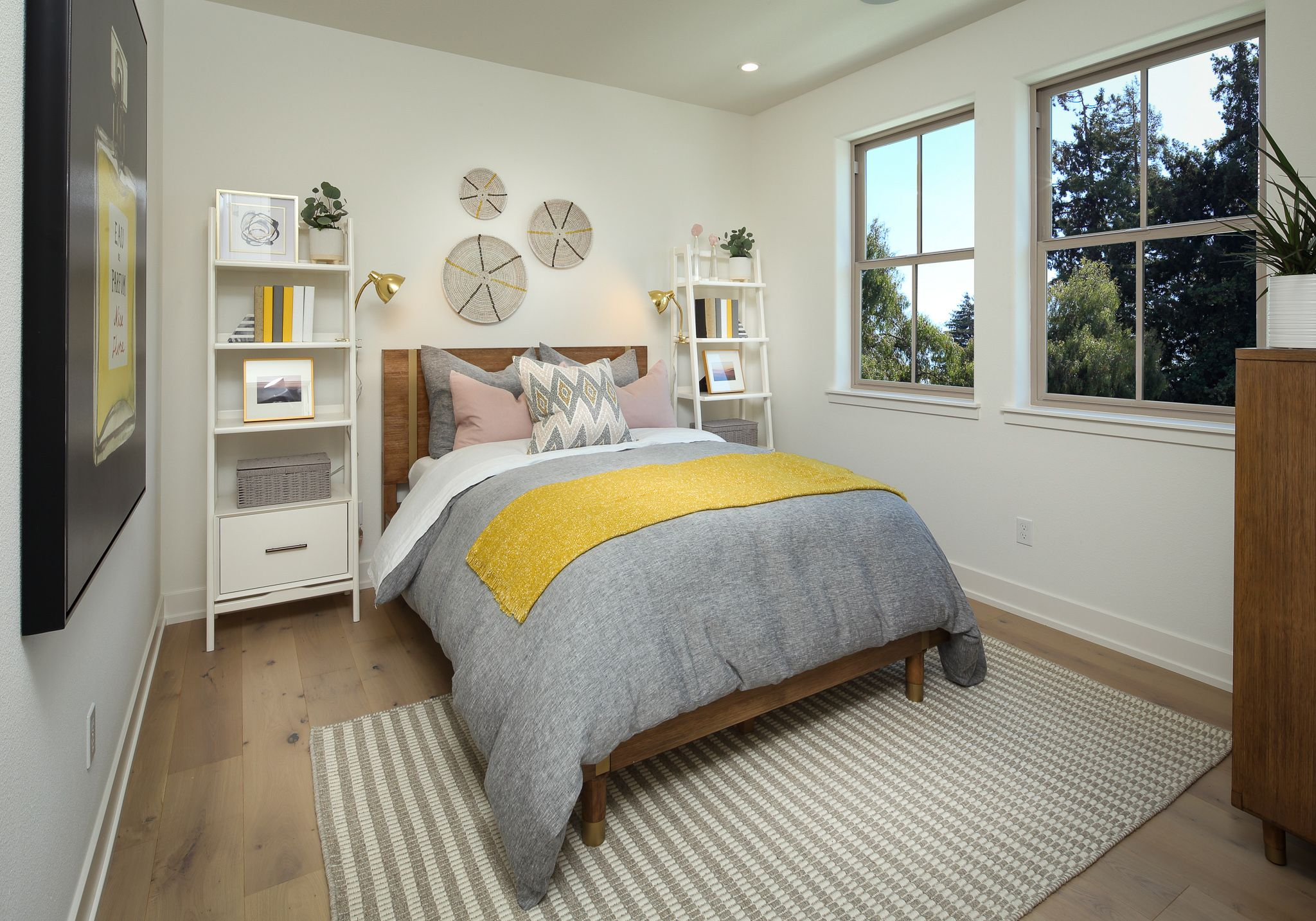 Bedroom featured in the Maravilla- Plan 1 By Dividend Homes in San Jose, CA