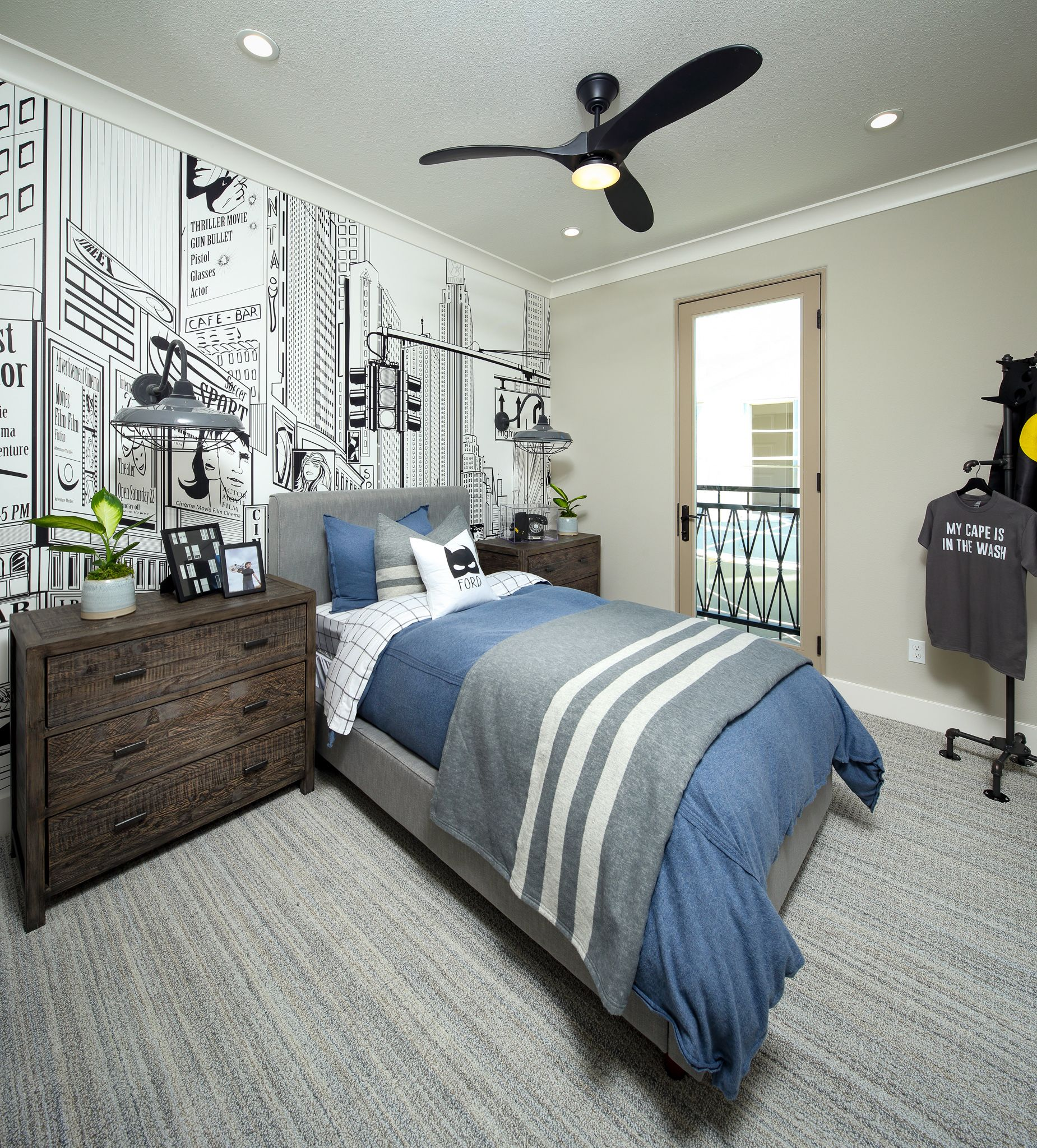 Bedroom featured in the Maravilla- Plan 2 By Dividend Homes in San Jose, CA